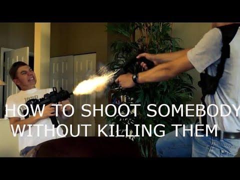 Gun VFX Tutorial in Hitfilm