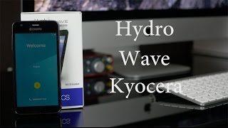 Kyocera Hydro Wave Overview