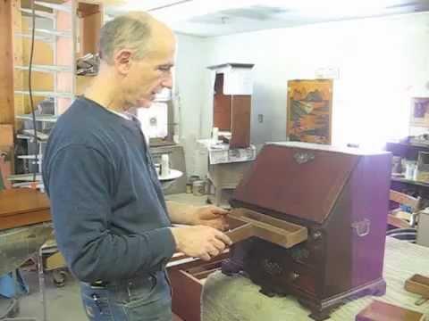 Secret Drawers - Thomas Johnson Antique Furniture Restoration