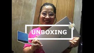 VLOGMAS 04: UNBOXING OF MY ASUS LAPTOP 2019!! (GOOD FOR VIDEO EDITING)   Kaye Tarnate ♥