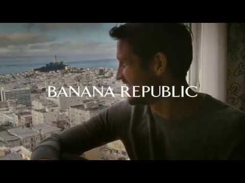 Albert Reed for Banana Republic