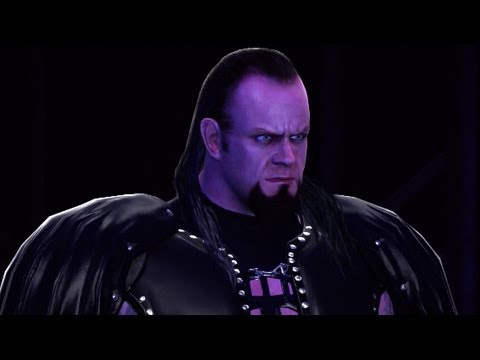 WWE '13 DLC: The Undertaker (Lord Of Darkness) - YouTube