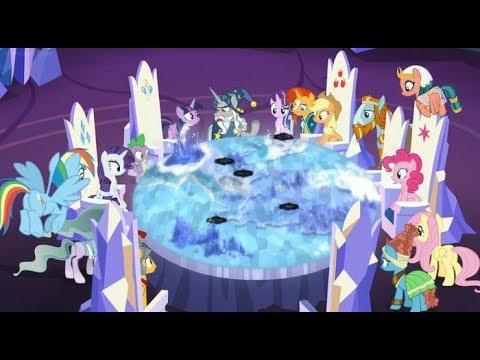 My Little Pony Friendship Is Magic | Season 7 Episodes 18-26 | BLIND REACTION
