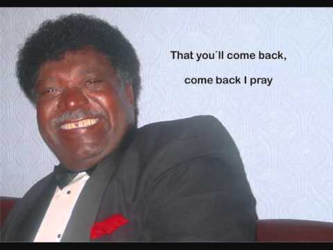 My Special Prayer - Percy Sledge (Instrumental / Karaoke Version)