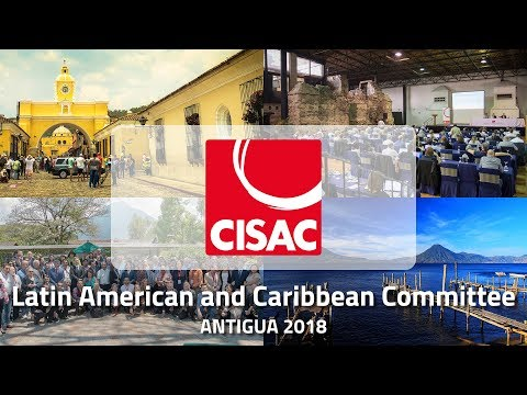 CISAC  - Latin American and Caribbean Committee  - Antigua 2018