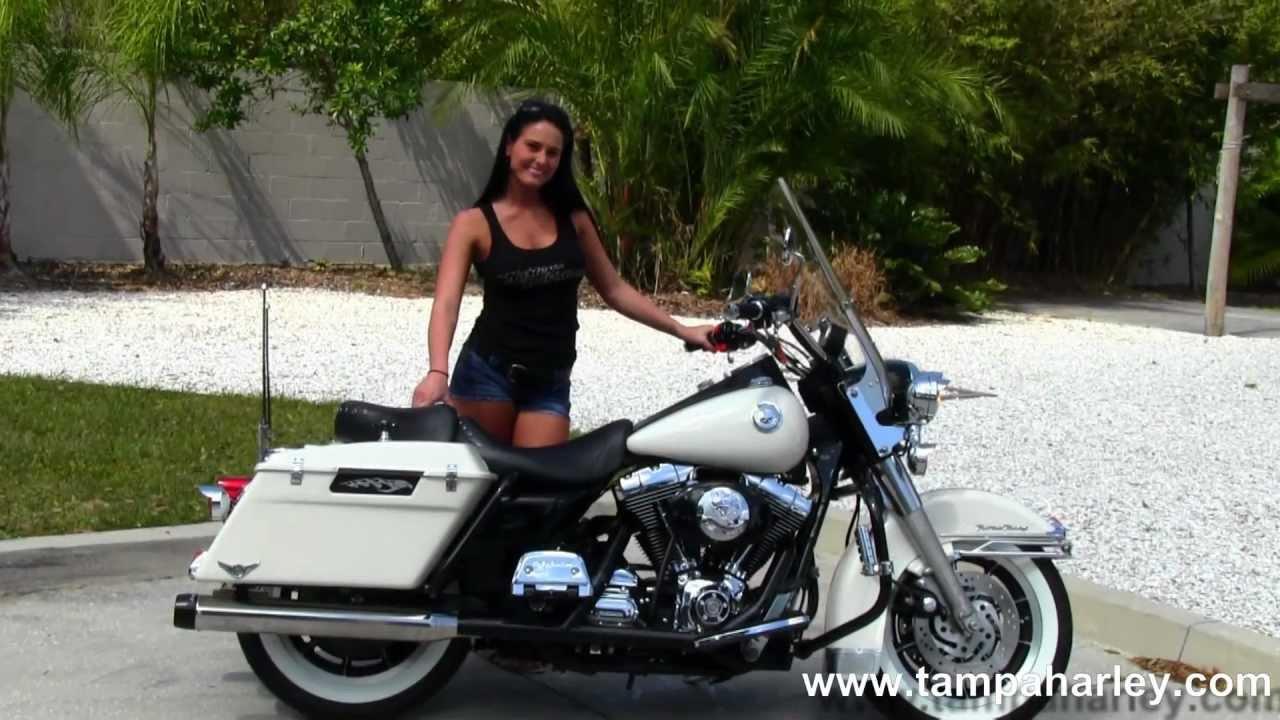 Harley Davidson Road King Police Specs