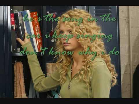 Taylor Swift (+) Teardrops On My Guitar (Pop International Version)