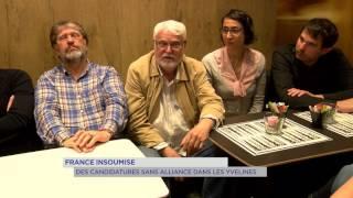 France Insoumise : une candidature sans alliance dans les Yvelines