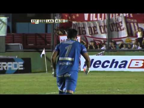 Lanús le ganó a Estudiantes en Sarandí