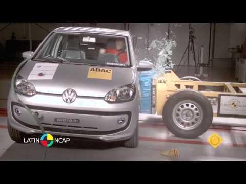 Volkswagen Up! - Test - Matías Antico - TN Autos