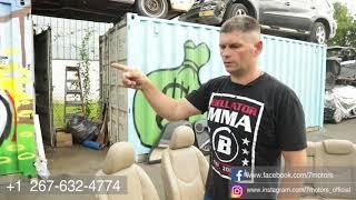 2012 Toyota  Rav4 - Продали Салон За 200$ - Как Вам Цена На Салон?
