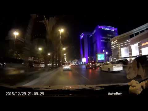 Driving in Riyadh Downtown