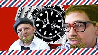 ПРО ЧАСЫ: ROLEX(Сегодня у меня в гостях Алексей Прудников и мы говорим о часах Rolex! Что примечательно, мы беседуем в стиле..., 2015-06-02T23:02:26.000Z)
