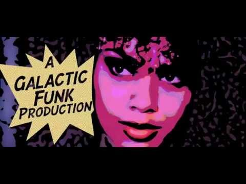 """Galactic - """"Right On"""" ft. Ms Charm Taylor"""