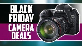 Best Black Friday Camera Deals in 2019 [Top 5 Mirrorless & DSLR Camera Picks[
