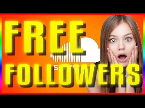 Soundcloud Followers - Free Soundcloud Plays