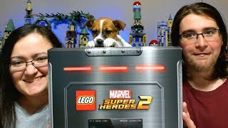 LEGO Marvel Super Heroes 2 Video Game Unboxing