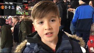 Manchester United v Crystal Palace | Match Day Vlog | Premier League | 24.11.2018