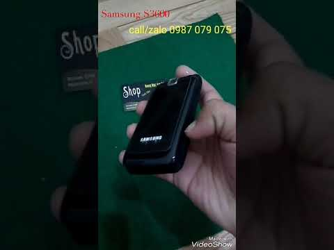Điện thoại Samsung SGH S3600 mới 100%