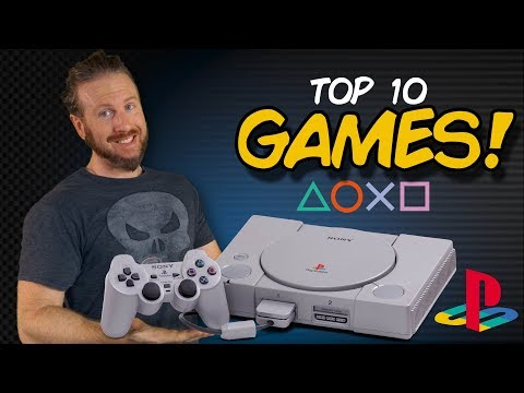 Top 10 Playstation Games