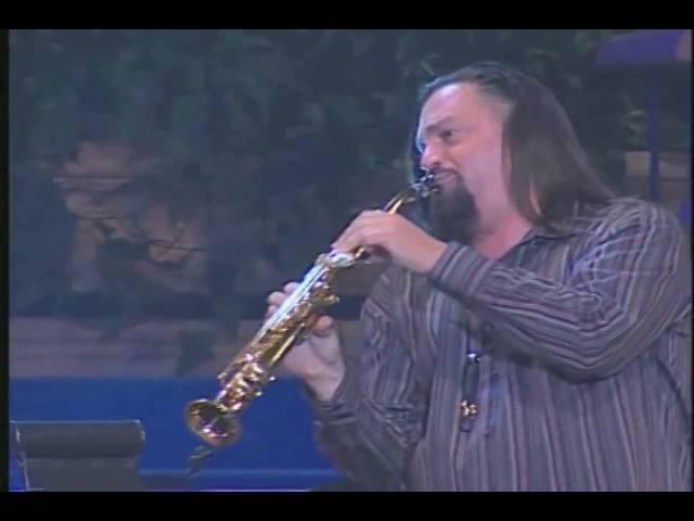 Greg Vail Reel #2: Flute, Soprano Sax, Baritone Sax, Clarinet, EWI