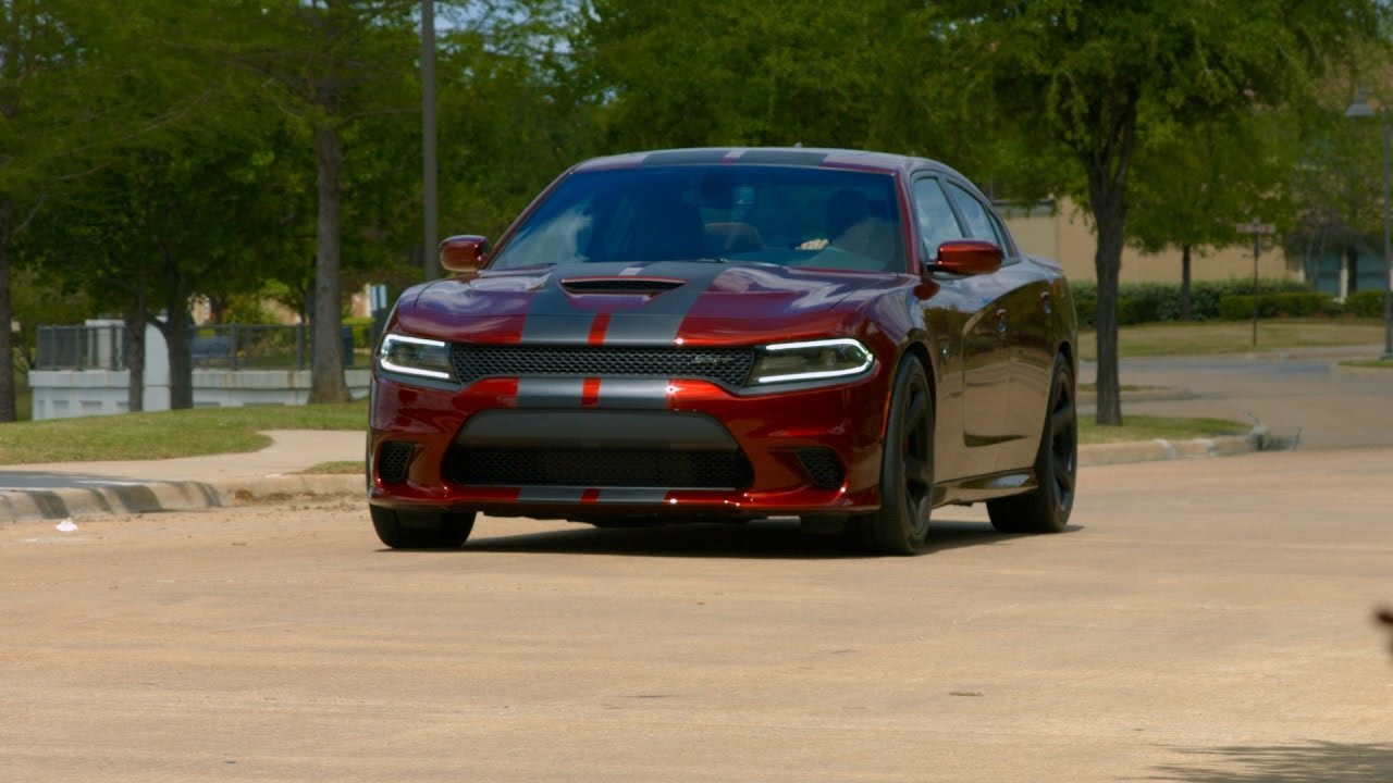 2017 Dodge Charger Srt Hellcat Review Youtube