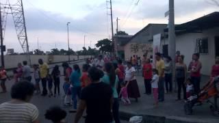 MISION EN LAS PLAZAS 2015 / PARROQUIA SANTA FAZ - GUAYAQUIL - ECUADOR