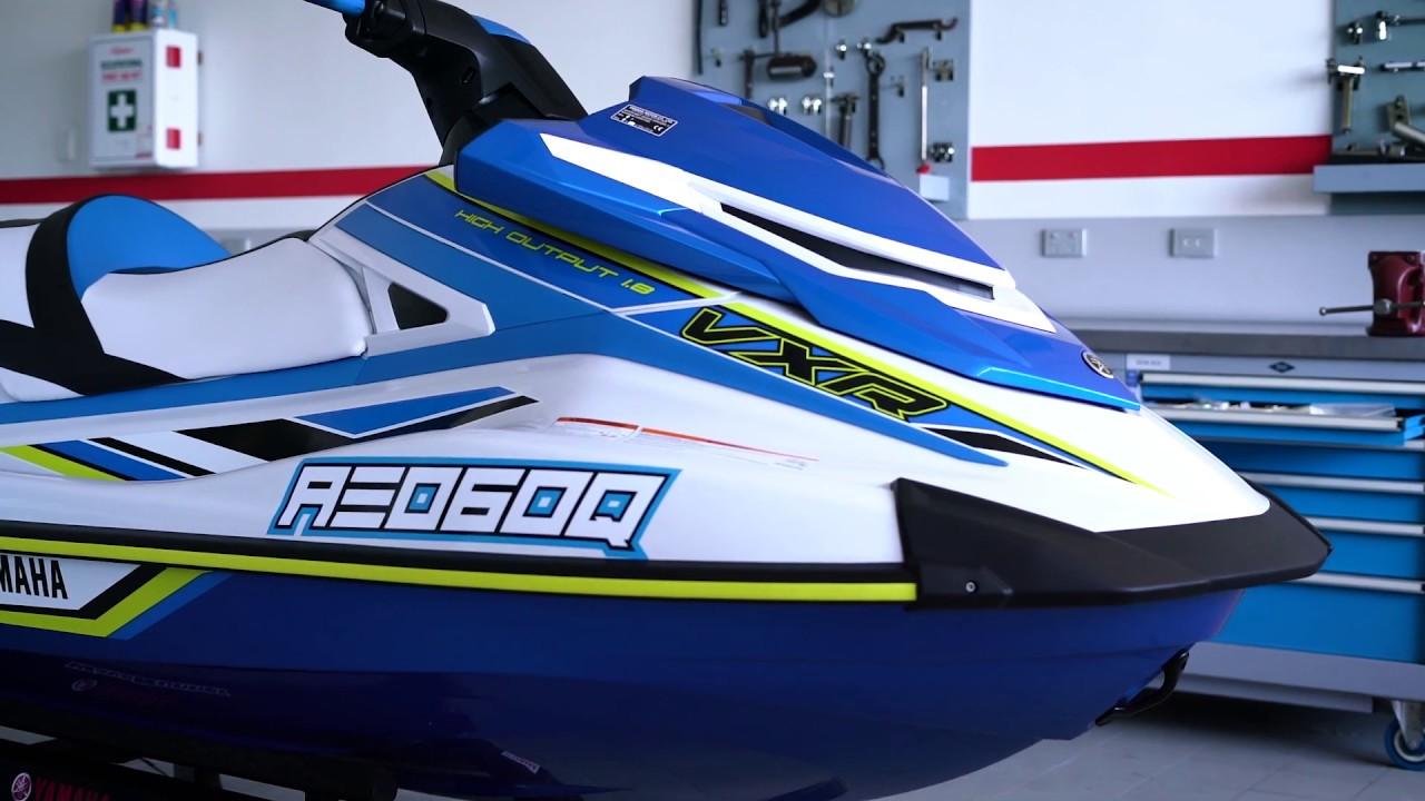 Yamaha WaveRunner VXR 2019