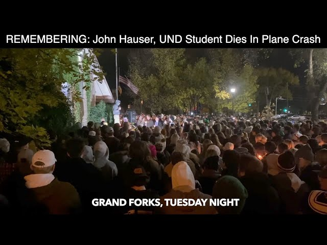 UND Remembers Life Of Student Who Died In Plane Crash