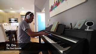 Nonstop 90s - 2000s rap hiphop piano medley (2Pac, Cypress Hill, Dre, Eminem, Luniz, Xzibit)