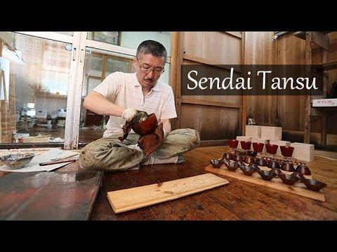 Sendai Tansu Chest: Kumanodō