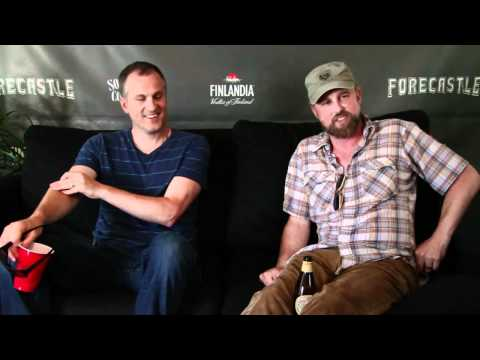Cake Interview with John McCrea :: Forecastle Festival 2010