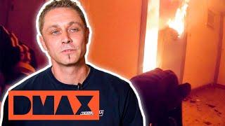 Komplizierte Rettungsaktion | 112: Feuerwehr im Einsatz | DMAX Deutschland