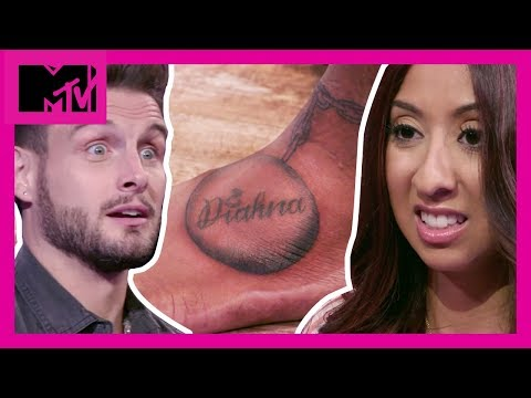 This Ballsy Tattoo Could Totally Ruin This Relationship | How Far Is Tattoo Far? | MTV