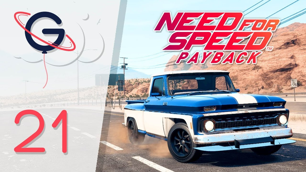 need for speed payback fr 21 pave pick up chevrolet c10 1965 youtube. Black Bedroom Furniture Sets. Home Design Ideas