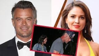 josh duhamel is extremely smitten over eiza gonzalez and want to relationship into serious