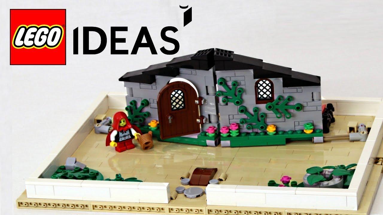 lego ideas fall 2018 set announced lego pop up book. Black Bedroom Furniture Sets. Home Design Ideas