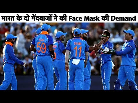 India Bowlers Call for Face-Mask after Ashok Dinda's injury | Sports tak Mp3