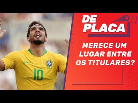 Vitória da SELEÇÃO BRASILEIRA e LUXEMBURGO responde JORGE JESUS | De Placa (19/11/2019)