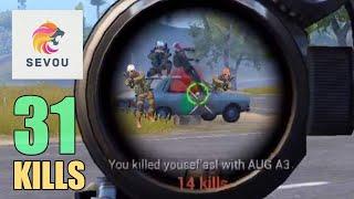 SHOCKING GAMEPLAY!!! | 31 KILLS | LEVINHO & YARI GAMING | PUBG Mobile