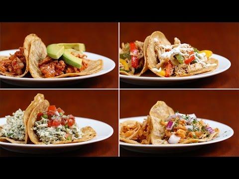 chicken-tacos-4-ways