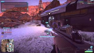 PlanetSide 2 gameplay