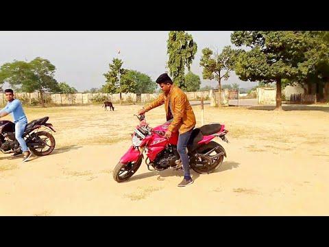 bokaro steel city ( bike stunts) niraj