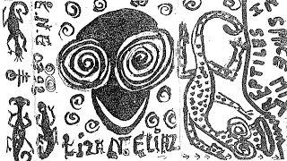 Liza n Eliaz - Reptiles in Space Mix - Face B - 1992