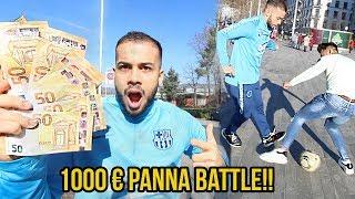 Werde ich Getunnelt verliere ich 1000€ in dieser Fussball Challenge!!