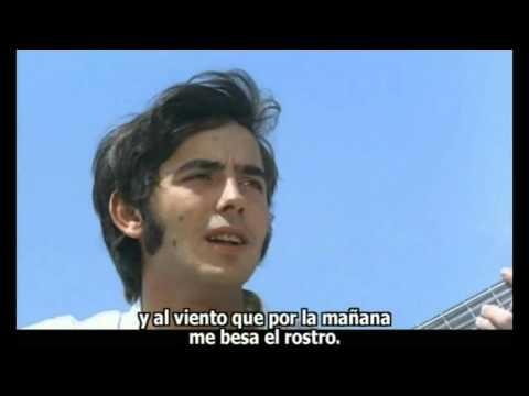 Joan Manuel Serrat - Ara que tinc vint anys (subtitulada en castellano)