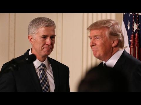 BREAKING: Trump Announces Supreme Court Pick