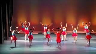 ASU BFA Dance Fall 2018 Dance Concert