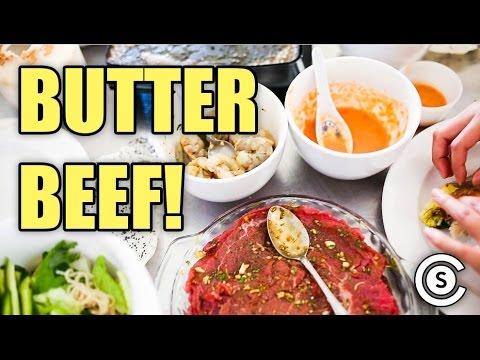 VIETNAMESE BUTTER BEEF!