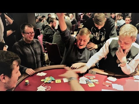 FINAL TABLE: GROSVENOR CASINO MEETUP